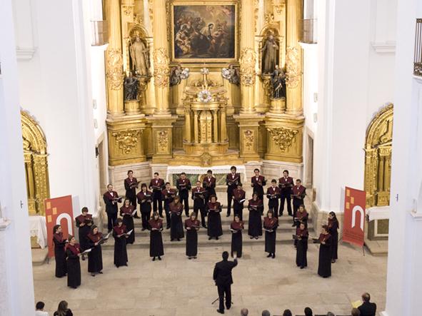 Coro de la Universidad de Extremadura 2009