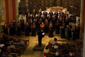 Coro de la Universidad de Extremadura 2008