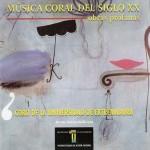 Música Coral del Siglo XX. Obras profanas